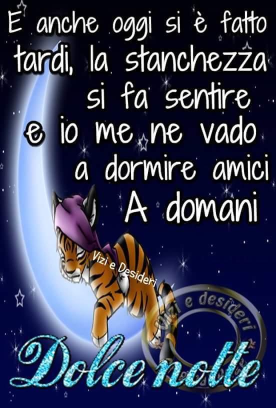 Buona Notte E Sogni D Oro Lia In Onore Di Maria Santissima
