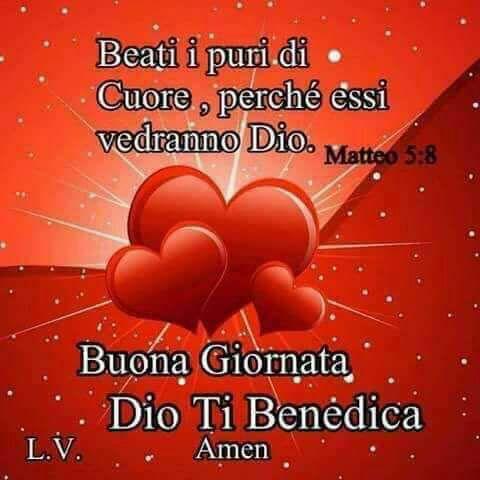Per Iniziare Bene La Giornata Lia In Onore Di Maria Santissima